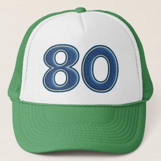 Verjaardag Nummer 80 Trucker Pet