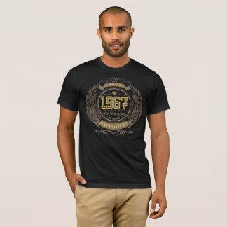 Verjaardag op Augustus 1967 T Shirt