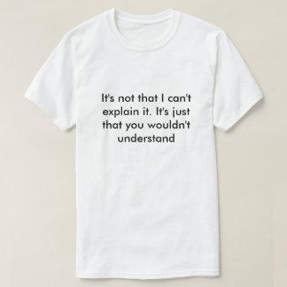 Verklaar Overhemd T Shirt