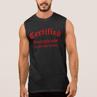 Verklaarde Motorfiets proef T Shirt