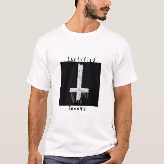 Verklaarde primitieve anti-Christus T Shirt