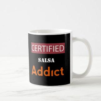 Verklaarde Verslaafde Salsa Koffiemok