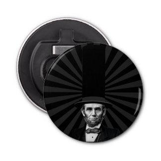 Verklaring van de Mode van Abraham Lincoln de Button Flesopener