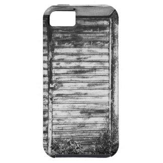 Verlaten winkel vergeten bw tough iPhone 5 hoesje