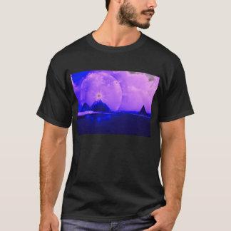 Verlichte Piramide T Shirt