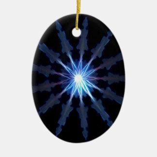 Verlichting Keramisch Ovaal Ornament