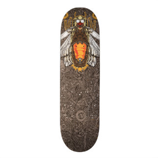 verlichtings insect skate deck