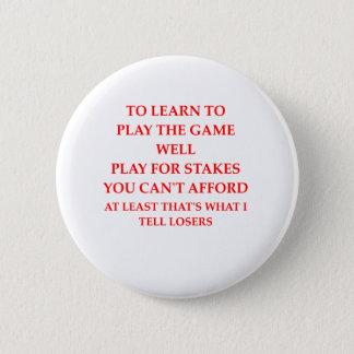 verliezers ronde button 5,7 cm