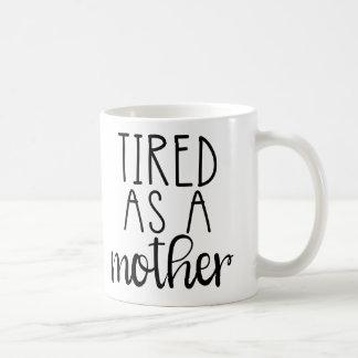 Vermoeid als Moeder… Koffiemok