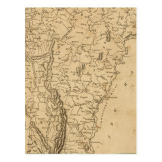 Vermont 5 briefkaart