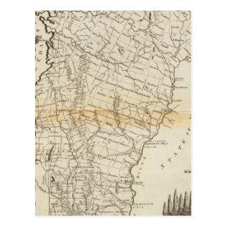 Vermont 7 briefkaart