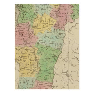 Vermont 8 briefkaart