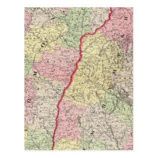 Vermont, NH Briefkaart