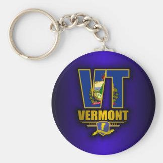 Vermont (VT) Sleutelhanger