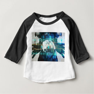 Vernietigende Technologie en Innovatie in Nieuwe Baby T Shirts