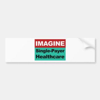 Veronderstel de Enige Gezondheidszorg van de Bumpersticker