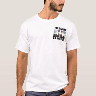 Veronderstel. Geen Godsdienst. Versie 2 T Shirt