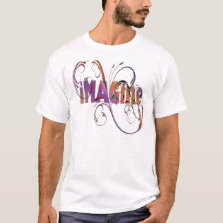 """""""Veronderstel"""" Mannen T-shirt"""