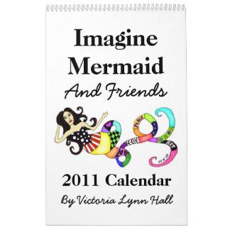 Veronderstel Meermin en de Kalender van Vrienden