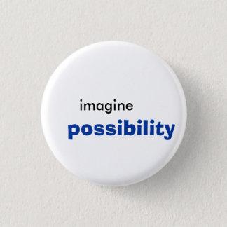 veronderstel, mogelijkheid ronde button 3,2 cm