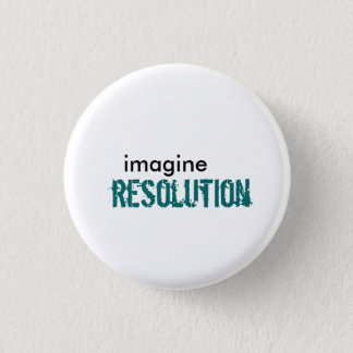 veronderstel, resolutie ronde button 3,2 cm