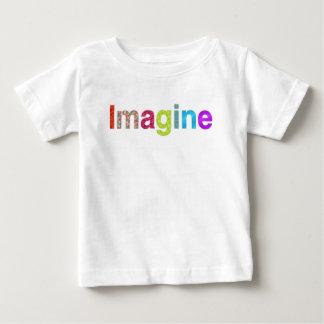 Veronderstel T-shirt van de pret de kleurrijke