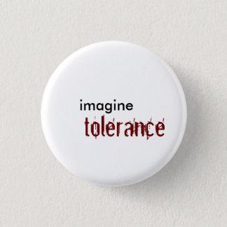 veronderstel, tolerantie ronde button 3,2 cm