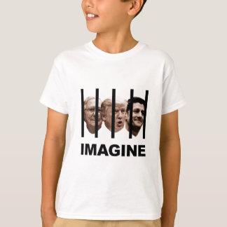 Veronderstel Troef, McConnell en Ryan achter Bars T Shirt