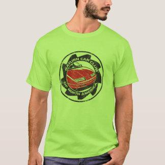 Verontruste SCCNA registreerde Groene t-shirt