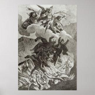 Veroordeling van de Jezuïeten, 6 Augustus 1762 Poster