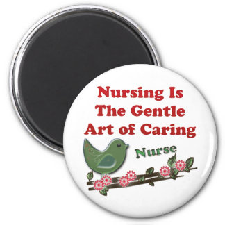 Verpleegster Magneet