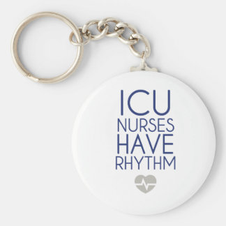 Verpleegsters ICU Sleutelhanger
