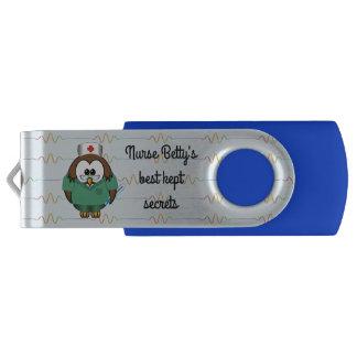 verpleegsters uil - flashdrive USB