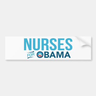 Verpleegsters voor (de Witte) Sticker van de Bumpe