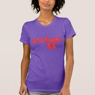 """""""Verpletterd het """" T Shirt"""