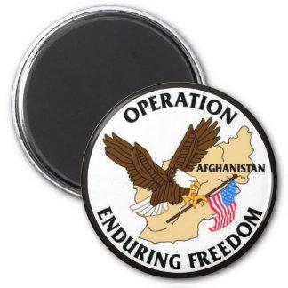Verrichting die Vrijheid 2 verdragen Magneet