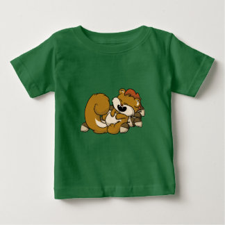 Verrukte Eekhoorn! Baby T Shirts