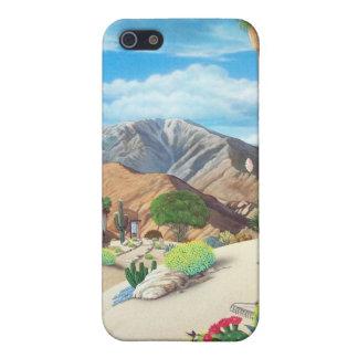 Verrukte Woestijn iPhone 5 Cases