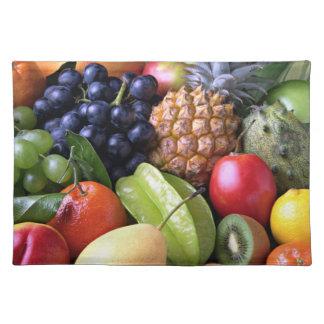 Vers Fruit - Zoete Vertoning Placemat