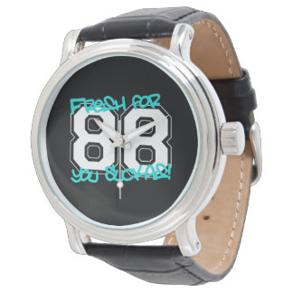 Vers voor '88 horloges