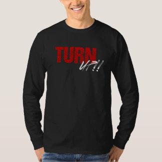 Verschijn het Lange (zwart/rode) Overhemd van het T Shirt