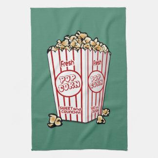Verse Popcorn Keuken Handdoek