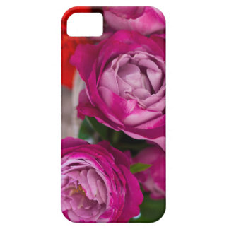 verse rozen barely there iPhone 5 hoesje