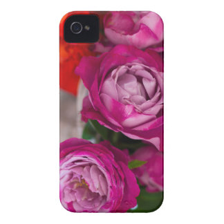 verse rozen iPhone 4 hoesje