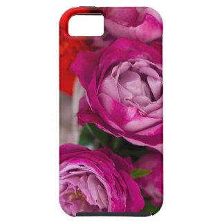 verse rozen tough iPhone 5 hoesje