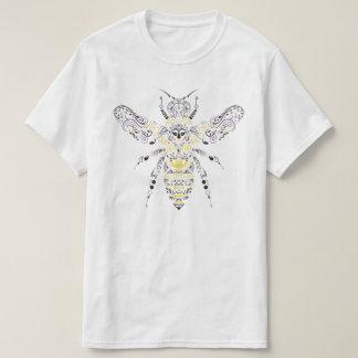 versierd honingsbij t shirt