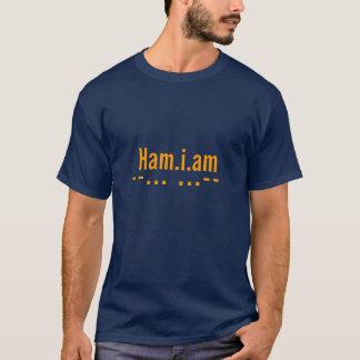 Vertel de wereld u een Ham RadioExploitant bent! T Shirt