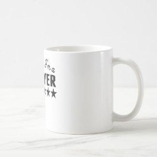 Vertrouw op me ik ben een Advocaat Koffiemok