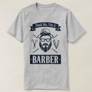 Vertrouw op me ik ben een Humor T-shirt van het