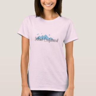 Vertrouwelijk t-shirt 2 van het eiland
